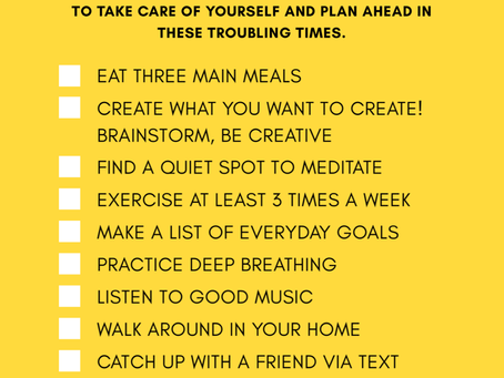 Planning Ahead and Taking Care of Yourself - by Fortunus Games