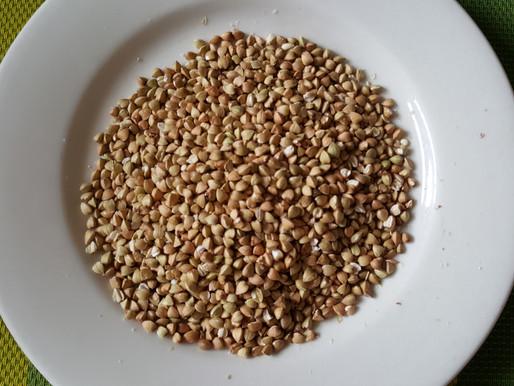 蕎麥 (Buckwheat) – 痛風症、糖尿病、減肥、三高人仕的最佳食物