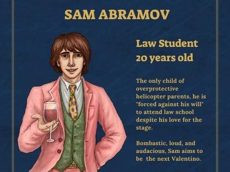 Samuel Abramov - Character Profile
