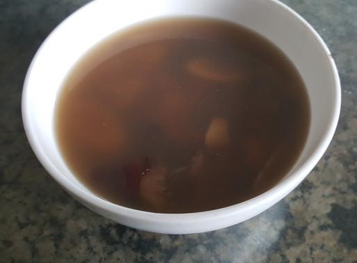 黑豆紅豆牛蒡蓮子湯 - 補腎健脾、排毒去水腫、止夜尿、減肥瘦身、防便秘、烏髮美顏、防三高、抗衰老、增強免疫力