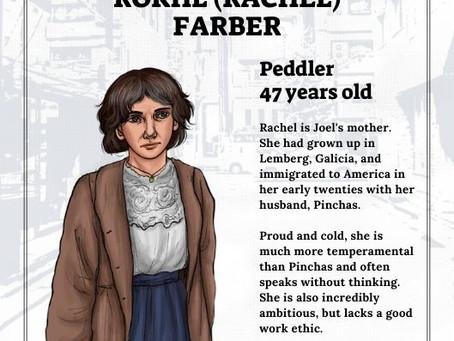 Rachel Farber - Character Profile