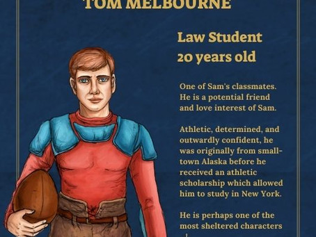 Tom Melbourne - Character Profile