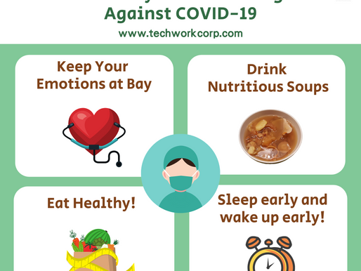 4 Ways to Strengthen Your Immune System in the Fight Against the Coronavirus