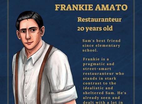 Frankie Amato - NPC File