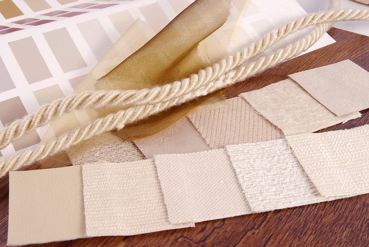 Upholstery for Interior