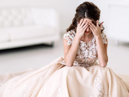 4 Tips to Ease the Stress of Postponing a Wedding