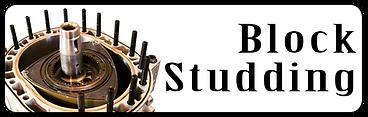 Rotary Engine Block Studding Services
