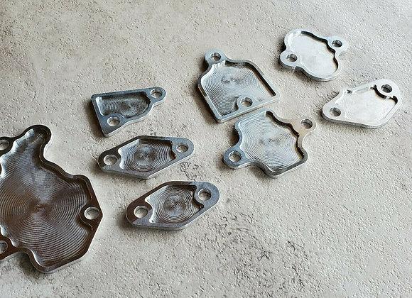 FD3S Block Off Plate Kit 93+ RX-7.