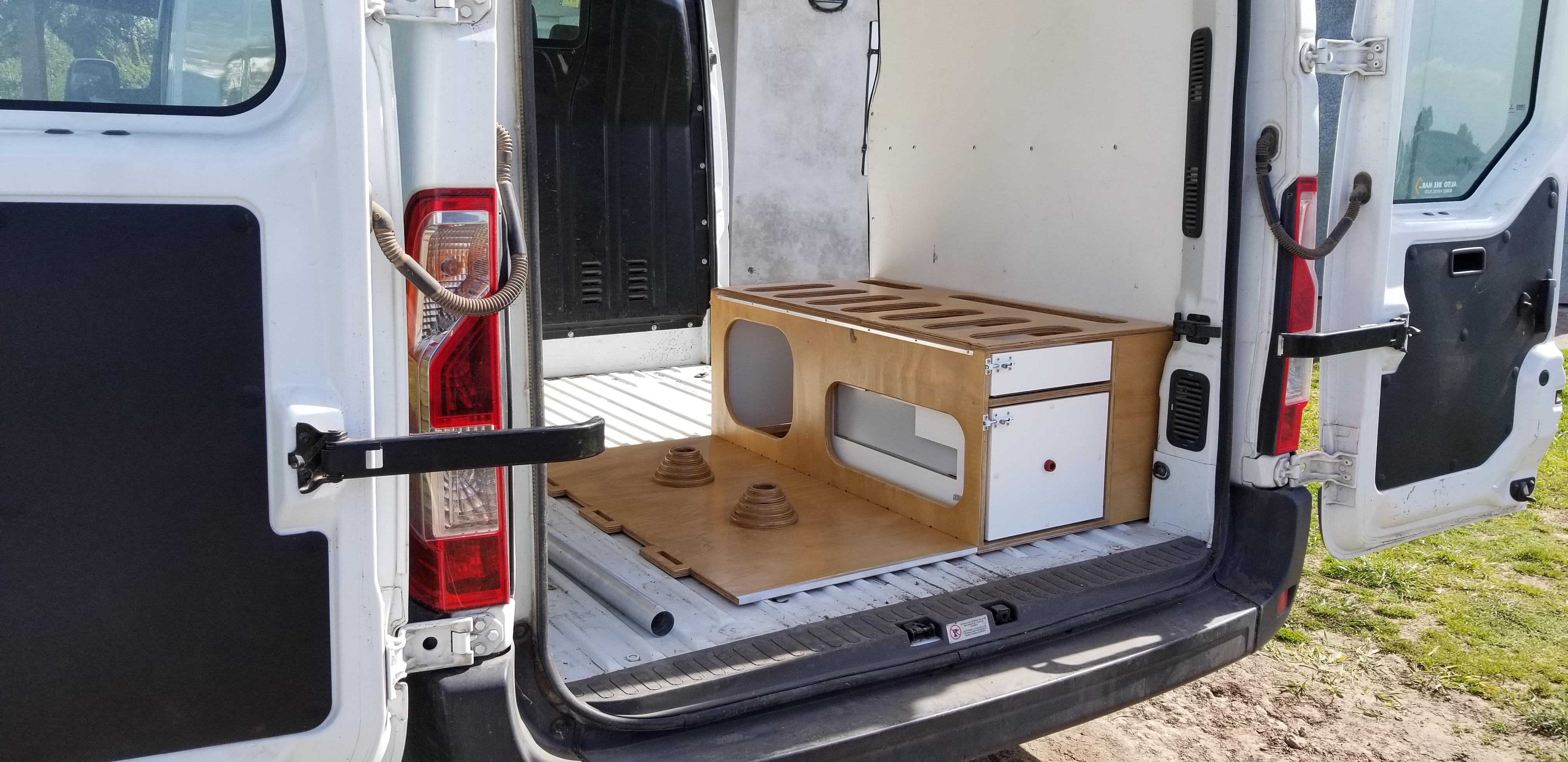 Camper Box Master
