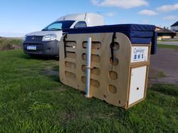 Camper Box Fiorino