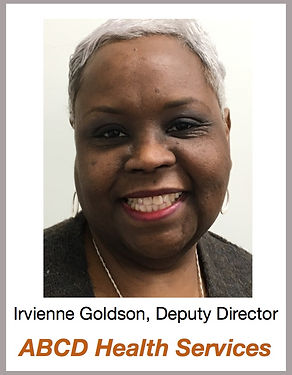 photo of Irvienne Goldson, participant in business owner course