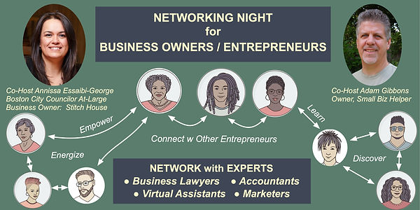 Networking Night - eventbrite img - Sept