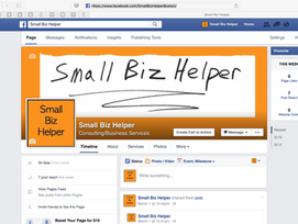 Advertising on Facebook - for free