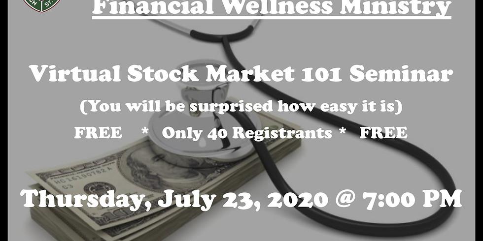 Virtual Stock Market 101 Seminar