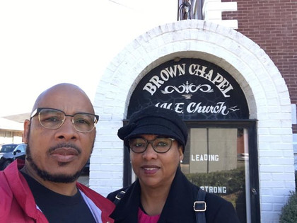 Brown Chapel AME Selma, AL