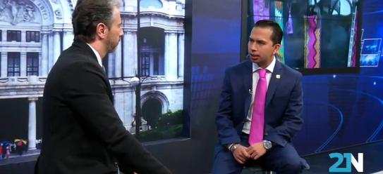Entrevista canal 21