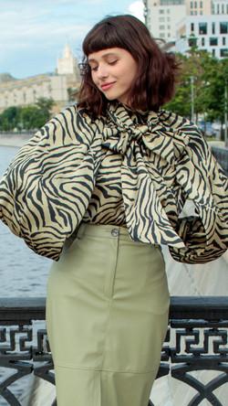 KOT'S блузка нарядная