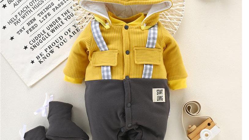 Children's Comfortable  Winter Suit