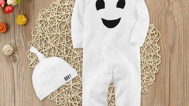 Cute 2PCS Halloween Baby Boys Girls  Halloween Dressing up Outfit