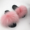 Thumbnail: Women Fur Slides -  Luxury
