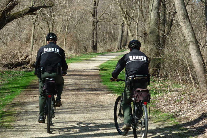 Bike Patrol Rangers