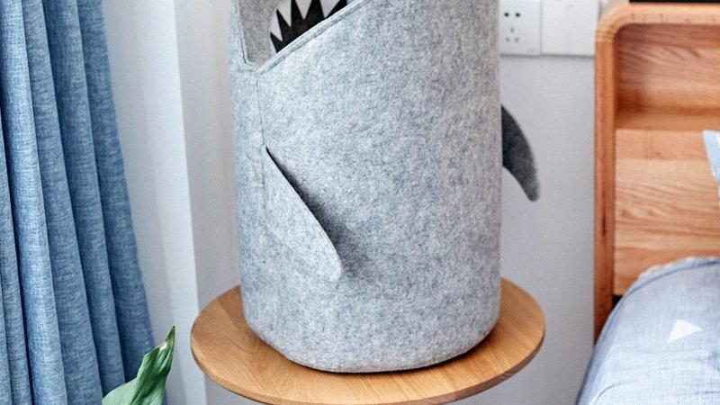 Shark Toy Storage Basket baby Shark ....