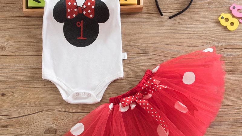 Newborn Baby Girls Clothes 1st Toddler Christening