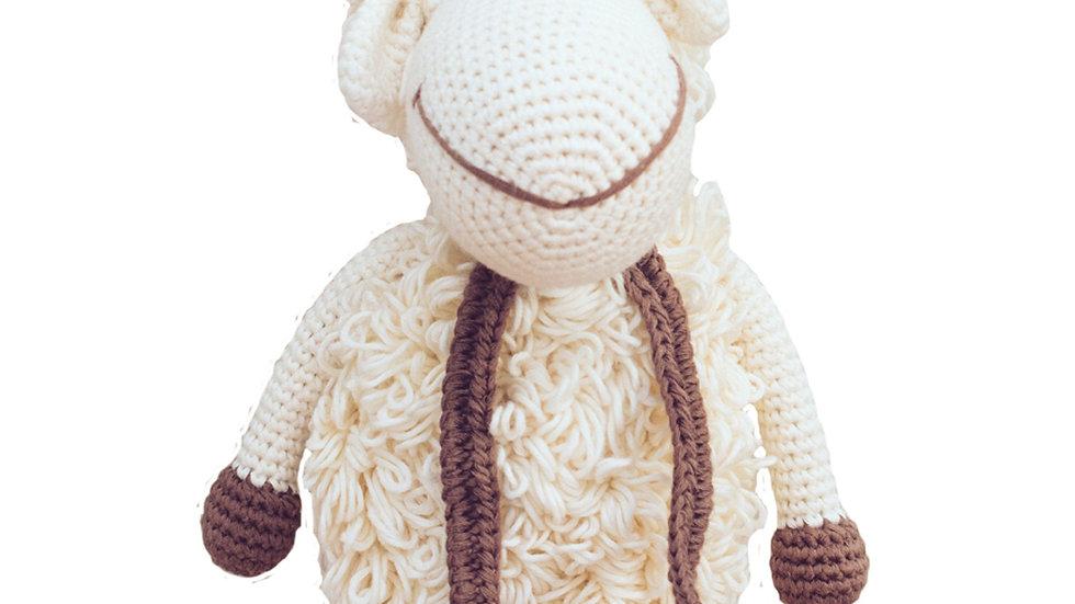 Darla the sheep