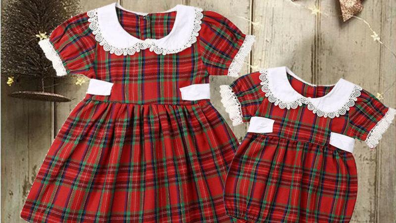 Emmababy Infant Newborn Baby Girls Christmas