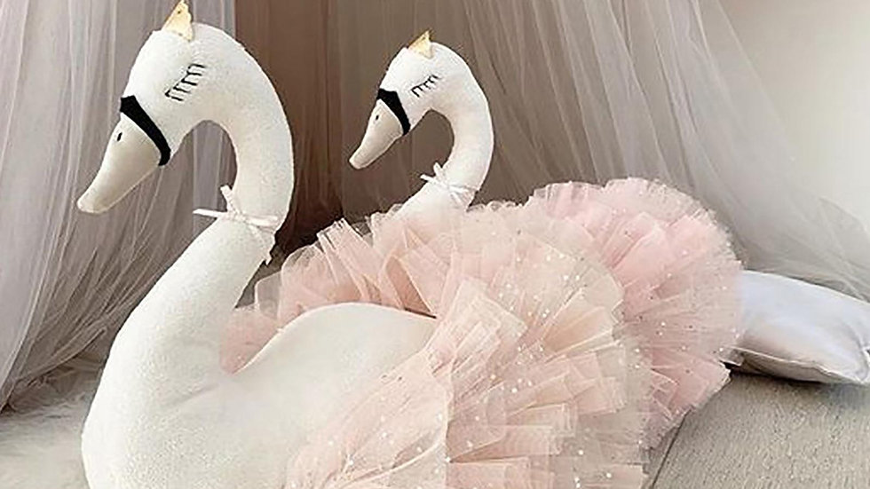 Swan Decoration for Nursery/Bedroom     [Decoration Only]