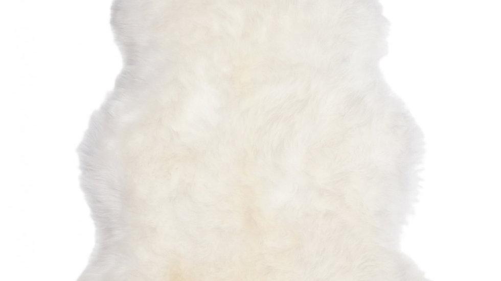 Fluffy Lambskin Rug. Premium Quality!  Sheepskin! About
