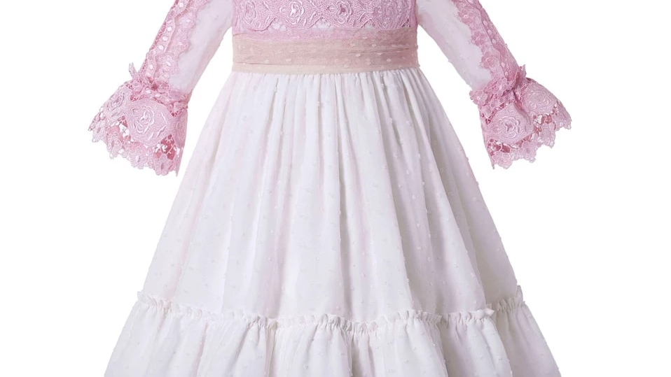 Lace Party Dress - Spring 2021 Collection