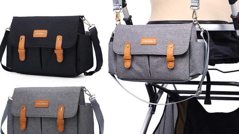 Baby Trolley Bag Multifunctional Baby Stroller Bag