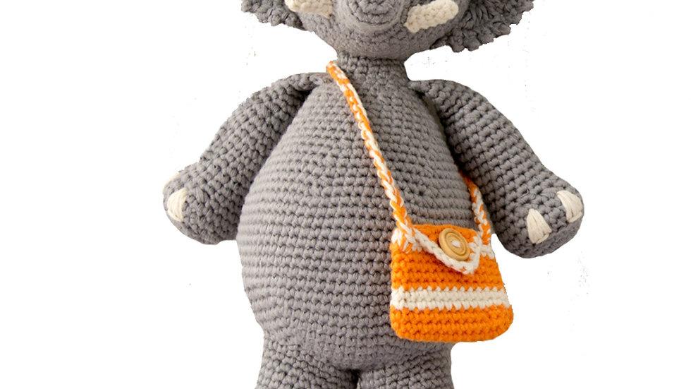 Barry the elephant
