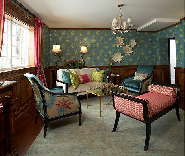 Fringe Home Design Living Room