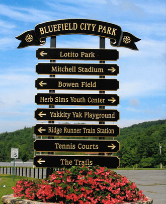 Bluefield City Park
