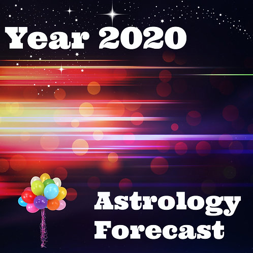 Year 2020 Forecast and Transits