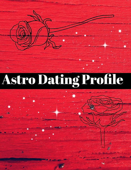Astro Dating Profile