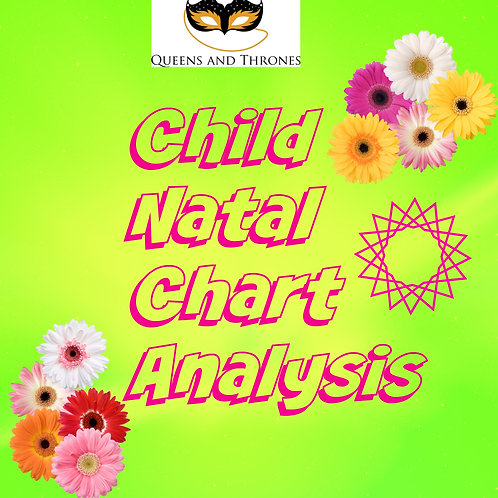 Child Natal Chart Analysis