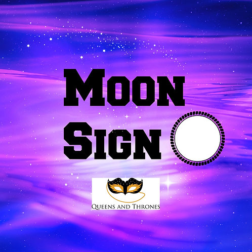 Moon Sign Report