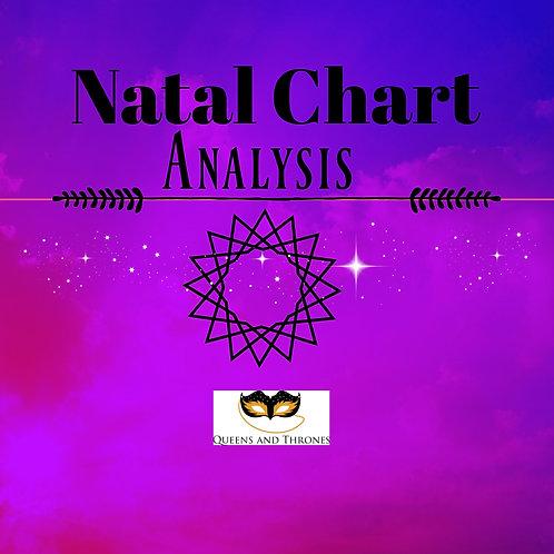 Natal Chart Analysis