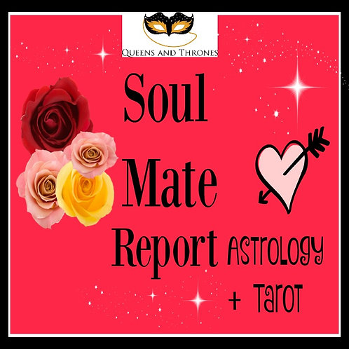 SoulMate Love Report