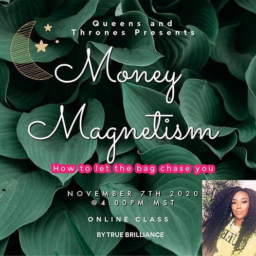 Money Magnetism Class