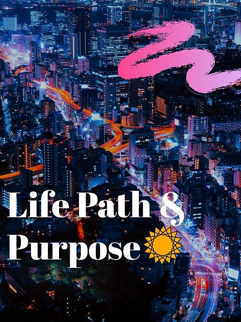 Life Path & Purpose Analysis