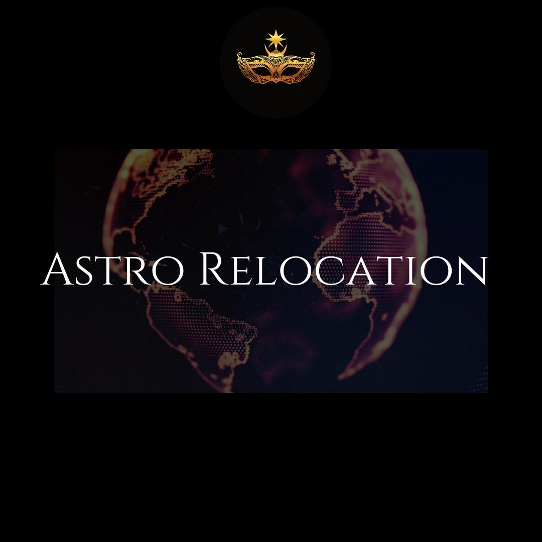 Astro Relocation Session