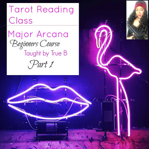 Tarot Reading Course ( Major Arcana )