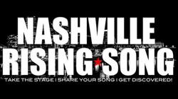 Nashville Rising Song Logo Long Text