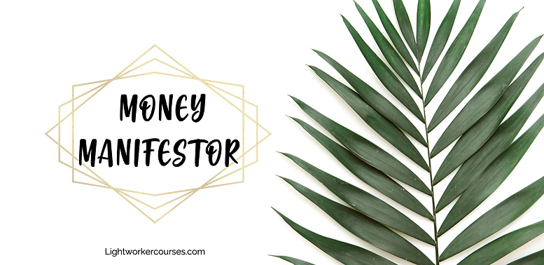 Money Manifest Program Header