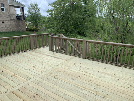 To Repair or Replace my deck, That is The Question!