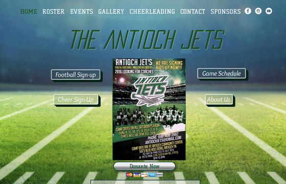 Football League Website